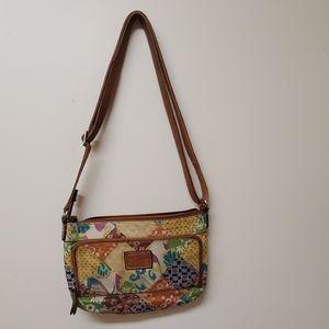 Vintage Fossil womens bag